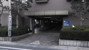 浜田山北第二駐輪場